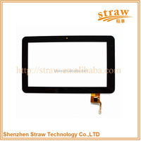 Porcelain Looking Capacitive 7.0 Inch Touch Screen For Mobile Internet Device