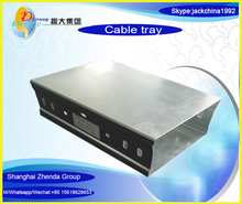 GI Cable Tray With Cover