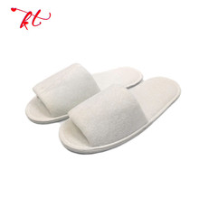 2017 New arrival soft comfort custom hotel disposable slippers