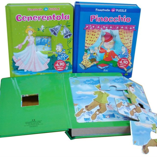 Eco-friendly Children's Coloring Book