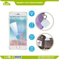 Factory Supply Best Wholesale Bluetooth gps tracker Wireless smart pet child Key Finder