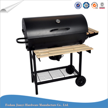 Heavy Duty Barbeque Grill Korean Outdoor Charcoal BBQ with Ash Catcher