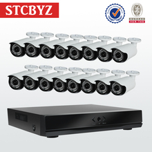 Hot selling cheap security ahd dvr kit cctv camera system