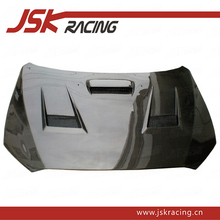 FOR LANCER EX HOOD CARBON FIBER HOOD WITH HOLE FOR MITSUBISHI LANCER EVOLUTION EX (JSK201316)