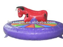 deluxe mechanical inflatable bull riding rodeo