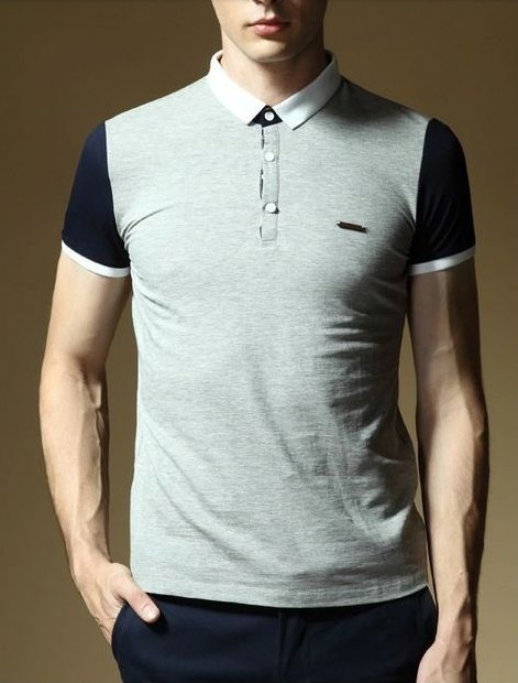 2016 new arrival polo shirt from india alibaba dyed yarn t-shirt clothing factories in china