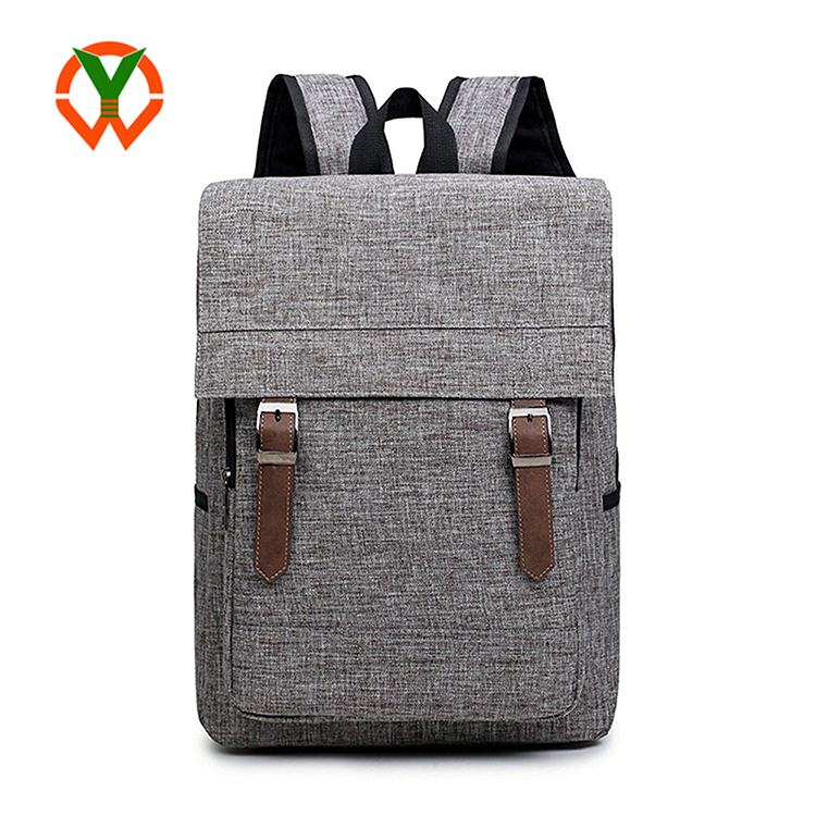 Good Quality Heavy Duty Wholesale Name Brand Canvas School Travel Bag