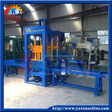 Mould Vibrating Method and Brick Molding Machine Processing concrete blocks making machine