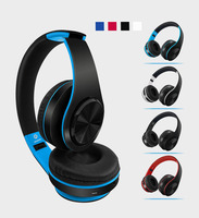 OEM High quality D-422 bluetooth wireless headset F3 stereo earphone headband folding headphone factory directly sale