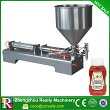 Semi automatic Water Bottle Filling Machine For Shampoo, Hand Wash, Liquid Detergent