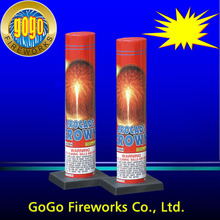 "Best sale fireworks high quality and good price 3"" brcoade crown artillery shell fireworks professional firework artillery shell"