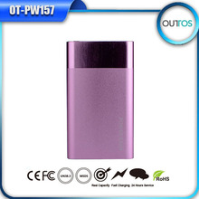 Double usb power bank portable external battery for samsung galaxy s3 mini