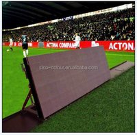 Outdoor/indoor Sport Stadium Display HD Screen Board
