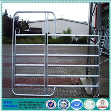 Hot dipped galvanized cattle panel/horse stall/stables for horse used factory made