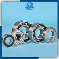 China sealed ball bearing 625 6205 6305