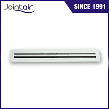 Hvac Air Conditioning Linear Slot Air Grille Diffusers