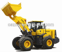 5TON wheel loader 958/956/955/953/950 WITH CE/with Original Cummins Engine made in china