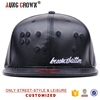 leather blank cap,leather snapback blank cap,leather snapback blank