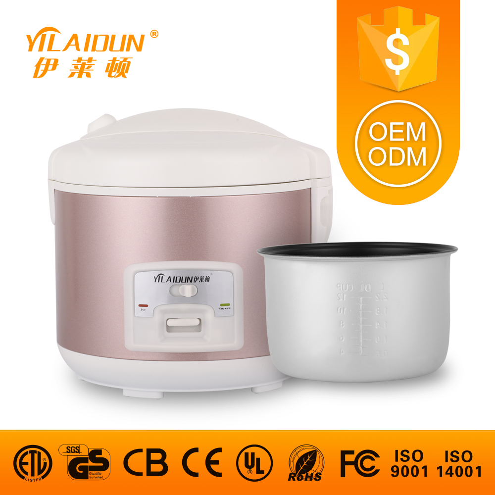 1.8L/2.2L/2.8L purple point of care testing rice cooker