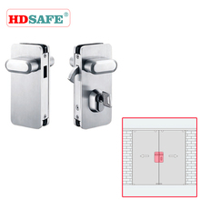 High quality glass central lock