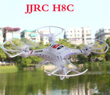 JJRC H8C-1 without camera Mini Phantom 2 FPV Drone 2.4G 4CH 6-Aixs RC Quadcopter with 2MP Camera