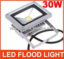 Cheapest 30w led flood light made with die cast aluminum led flood light housing