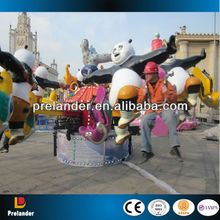 New fashion Carnival ride kungfu panda,kung fu panda/games of rides for sale