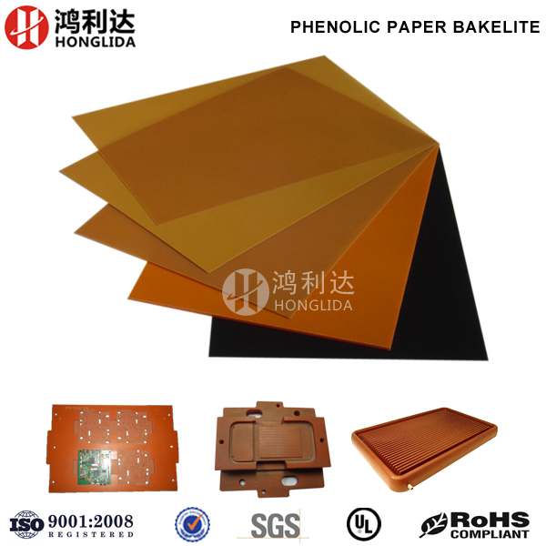 Bakelite Insulating Material By Phenolic Resin Board Laminated