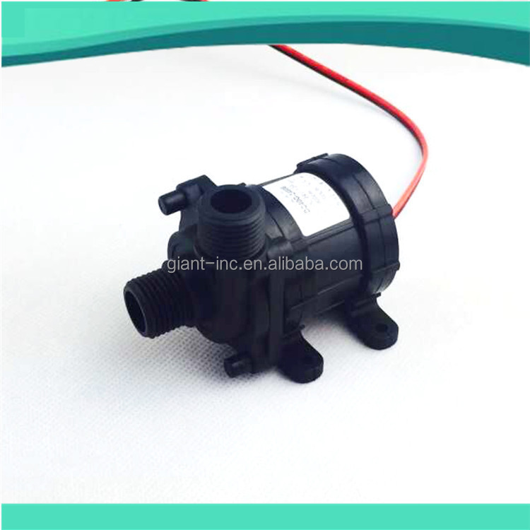 high flow rate centrifugal 12v dc submersible mini pump water pump for fish tank fountain price