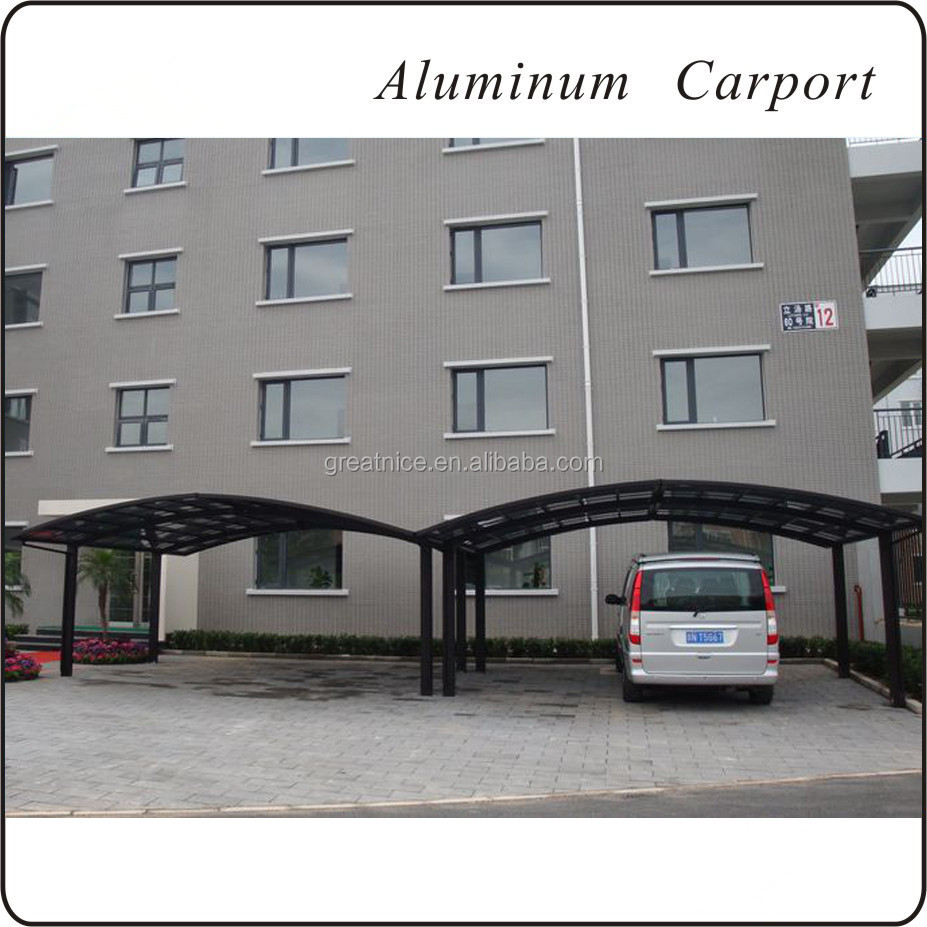 Modern Metal Building RV Car Ports