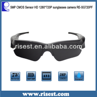RE-SG100 720P Glasses Camera Video for Outdoor Sports
