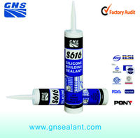 fireproof liquid paintable silicone sealant