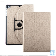 Cool unique design hot sale good price good quality with detachable sleep function for ipad mini leather stand case