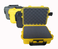 Waterproof plastic tool case instrument safety protection case medical equipment case