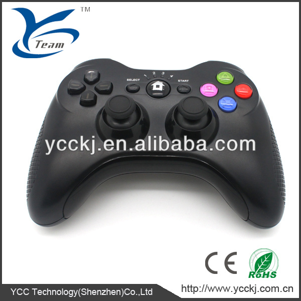 hot selling universal 2.4Ghz high frequency game pad/controller/joypad/joystick for sony ps3/playstation 2