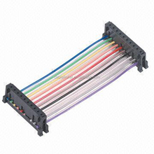 custom ul2651 28awg flat ribbon cable