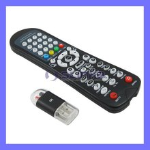 IR USB Mouse Media Desktop Computer PC Remote Control Controller Media Center HTPC support win7