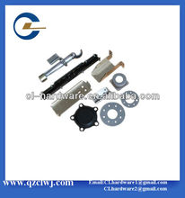 Various OEM small color zinc plated steel stamping parts of cars