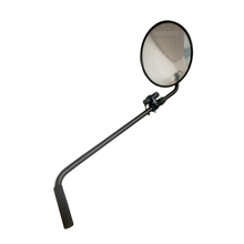 Best seller under vehicle handheld security checking mirror with LED torch light