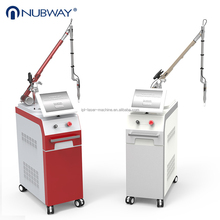 Q switched nd yag laser tattoo removal and pigmentation reduction machine