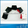 2016 Hot Sale On - off 2 Pins Square With Ul Cqc Certification Rocker Switch
