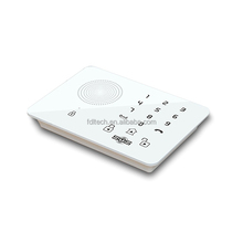 FDL-WFK15 433mhz Android Smart home GSM 3G alarm system, 3g alarm panel ,WIFI security alarm system 3G