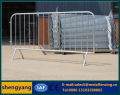 Heavy Duty Interlocking Steel Barricade