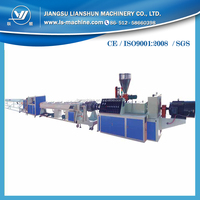 National manufacturer 250 pvc pipe making machine for water supply pipe
