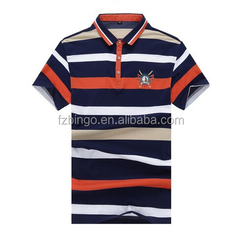 2015 Polo Wholesale Striped T Shirt Buy Wholesale