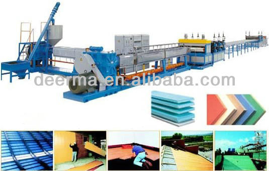 2013 new products !XPS Foam board making machine with best price