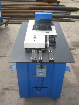 nip machine/ edge folding and trimming machine / duct equipment for bending Discount Free Inspection
