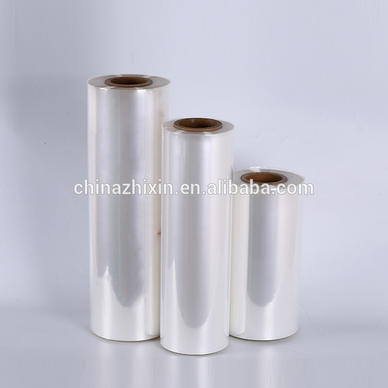 Hot new products single wound excellent printing PET Twist shrink film