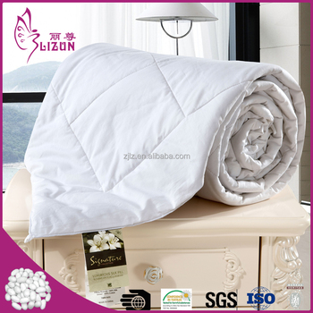 Top quality wholesale short mulberry silk quilt with cotton cover