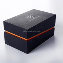 Factory price Custom Logo Luxury Fashion paper watch boxes with lid